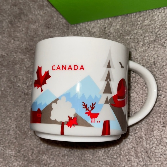 Canada Starbucks mug